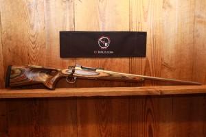 257 Caliber Rifle
